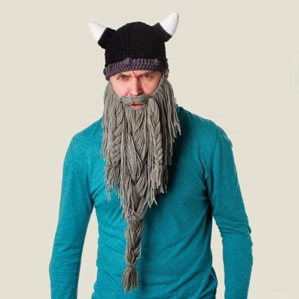Odin Knitted Nordic Hat