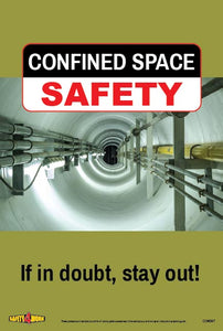 CON007- Construction Workplace Safety Poster