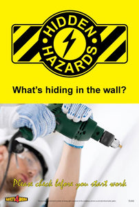 EL002- Electrical Workplace Safety Poster