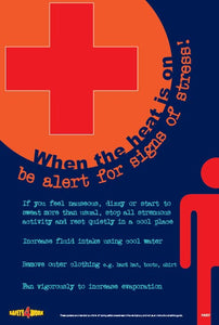 FA009- First Aid Workplace Safety Poster