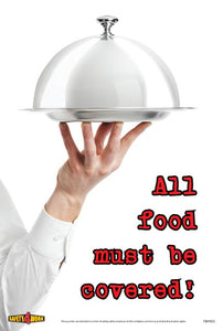 F&H002- Food and Hygiene Workplace Safety Poster