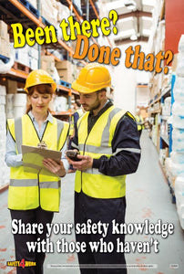 G004- General Workplace Safety Poster