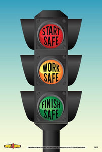 G013- General Workplace Safety Poster