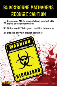 HE006- Health Workplace Safety Poster