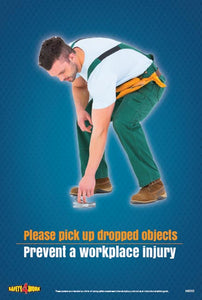 HK010- Housekeeping Workplace Safety Poster