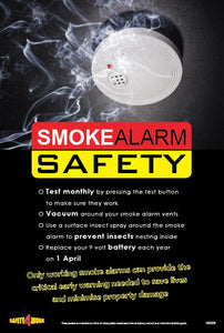 HS009- Home Safety Workplace Safety Poster