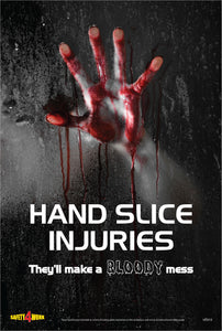 HT015- Handtools Workplace Safety Poster