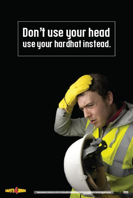 P010- PPE Workplace Safety Poster
