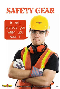 P024- PPE Workplace Safety Poster