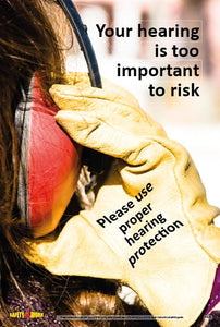 P025- PPE Workplace Safety Poster