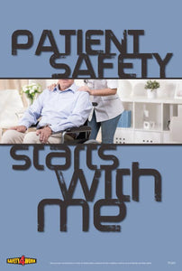 PC001- Patient Care Workplace Safety Poster