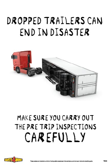 T004- Transport Workplace Safety Poster
