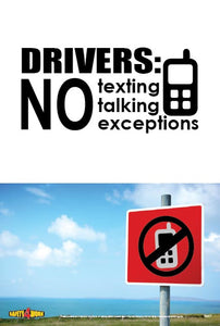 T007- Transport Workplace Safety Poster