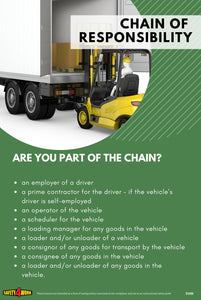 T019- Transport Workplace Safety Poster