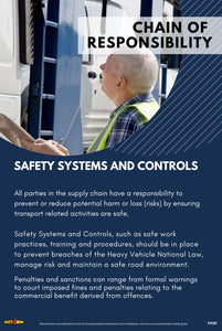T020- Transport Workplace Safety Poster