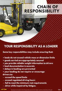 T021- Transport Workplace Safety Poster