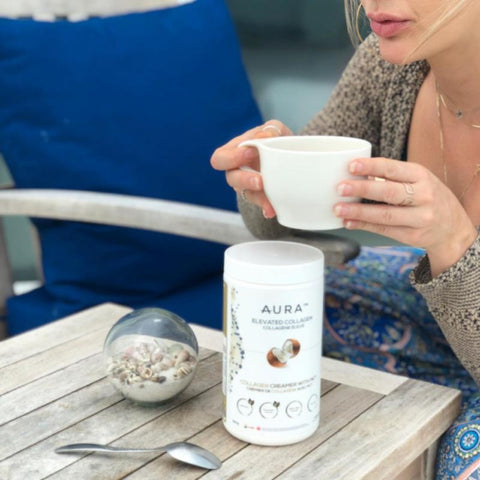 Elevated Collagen Creamer /35 Servings
