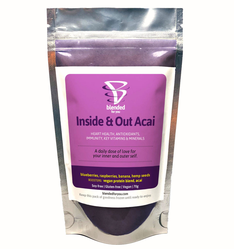 BFY Inside & Out Acai Smoothie