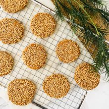 Load image into Gallery viewer, Sesame Cookies (Pack of 15)