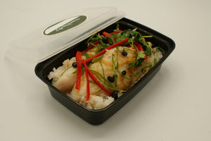 Seasonal Steamed Fish