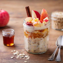 Load image into Gallery viewer, Apple Cinnamon Overnight Oats