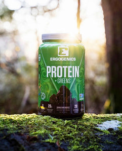 Ergogenics (Chocolate + Greens)