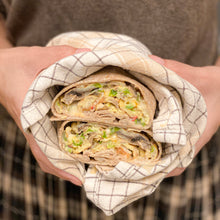 Load image into Gallery viewer, Veggie Egg Wrap