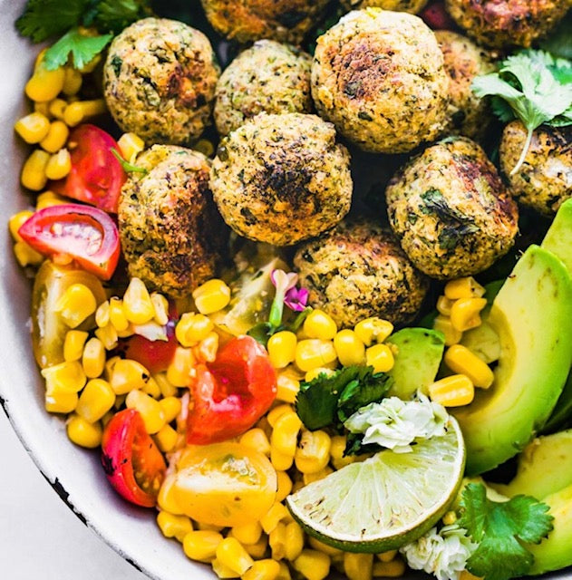 Mexican Falafel Bowl