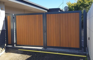 Grand Gates - Manuka - Manual and Automatic Electric Driveway Gates
