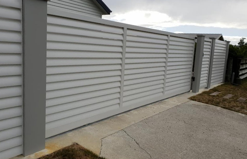 Grand Gates - Silver Fern - Manual and Automatic Electric Driveway Gates
