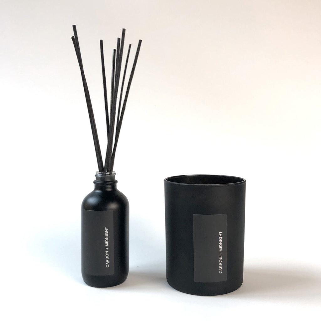 Carbon + Midnight Reed Diffuser