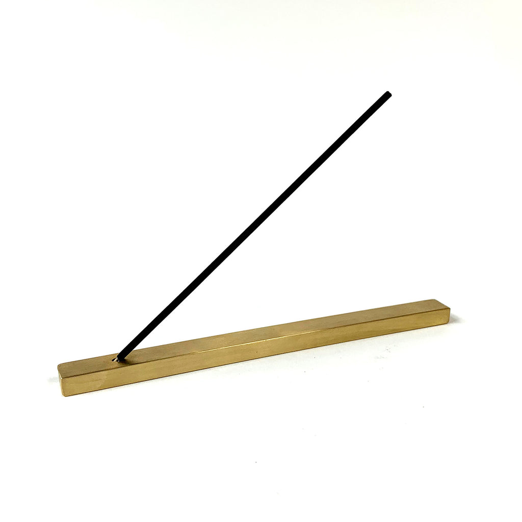 Flat Bar Incense Holder