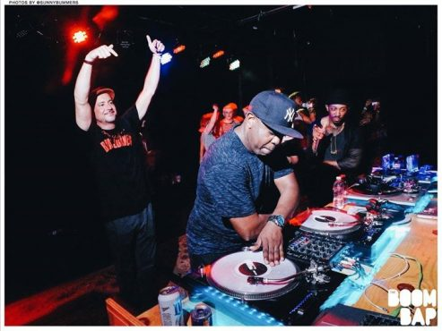 THE BOOM BAP NASHVILLE: FEATURING DJ DAY & TOTAL ECLIPSE (EVENT RECAP)