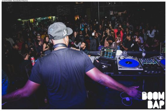 THE BOOM BAP NASHVILLE: FEATURING DJ AKTIVE (EVENT RECAP)