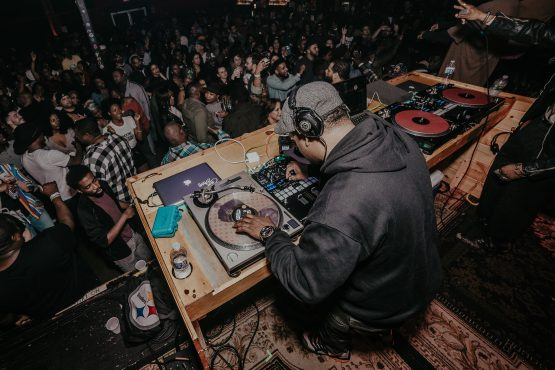 THE BOOM BAP NASHVILLE: FEATURING DJ SPINNA (EVENT RECAP)