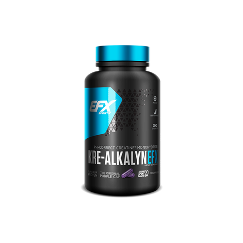 EFX Sports Kre-Alkalyn Caps