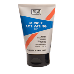 Bullet & Bone Muscle Activating Rub