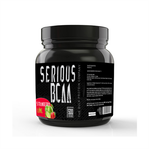 The Bulk Protein Company Serious BCAA 2:1:1 500g