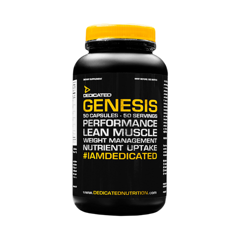 Dedicated Nutrition Nutrition Genesis