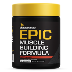 Dedicated Nutrition Epic 488g