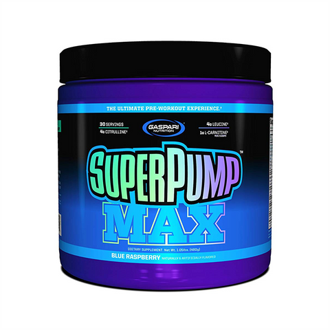 Gaspari Nutrition SuperPump Max 480g