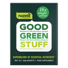 Nuzest Good Green Stuff 10x10g
