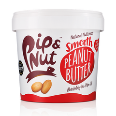Pip & Nut Smooth Peanut Butter
