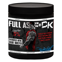 Rich Piana 5% Nutrition FULL AS F**K 360g