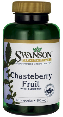 Swanson Chasteberry Fruit 400MG