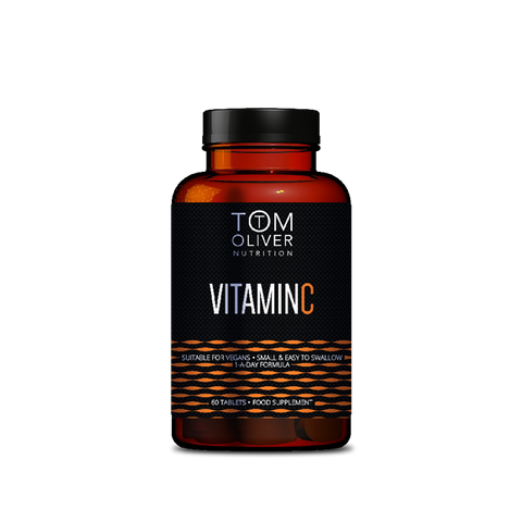 Tom Oliver Nutrition Vitamin C