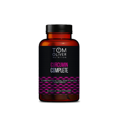 Tom Oliver Nutrition Curcumin Complete