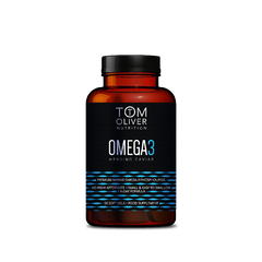 Tom Oliver Nutrition Omega 3 Herring Caviar Phospholipids