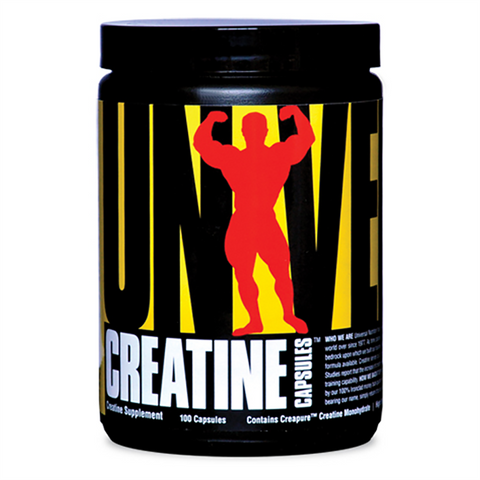 Universal Nutrition Creatine Caps