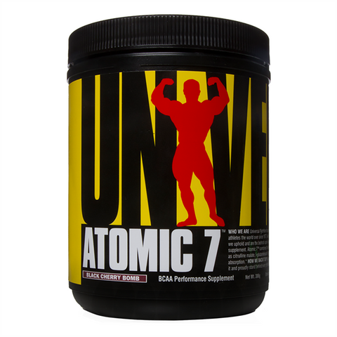 Universal Nutrition Atomic 7 384g